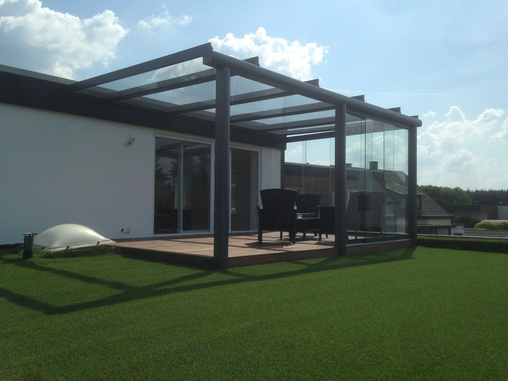 Heroal Cr Softline Terrassenberdachung Kirsch24s Webseite with regard to size 1707 X 1280
