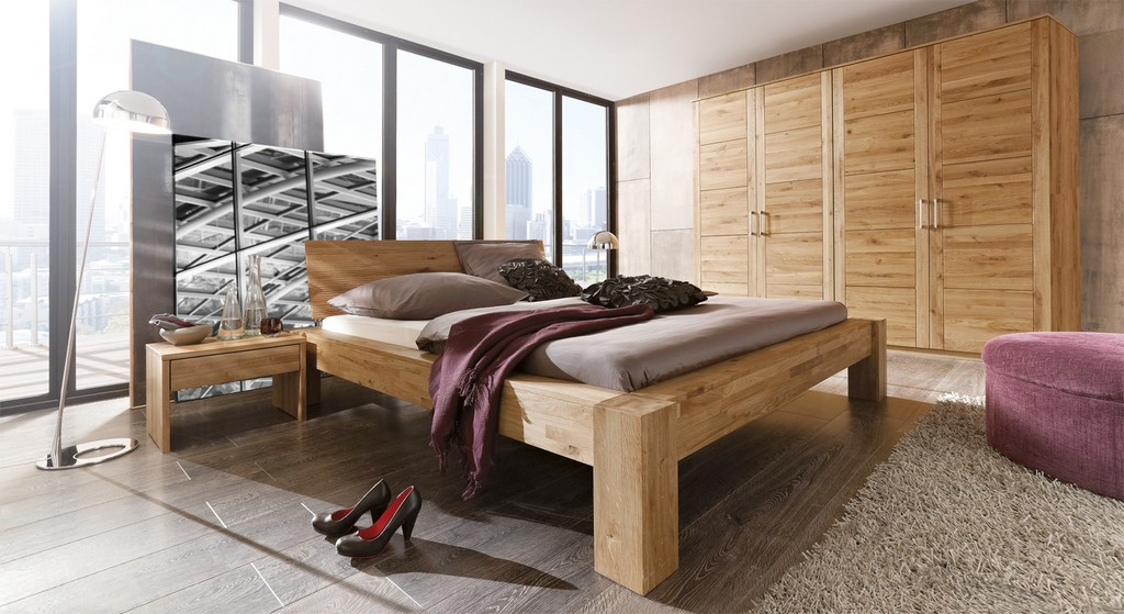 schlafzimmer massiv komplett haus ideen. Black Bedroom Furniture Sets. Home Design Ideas