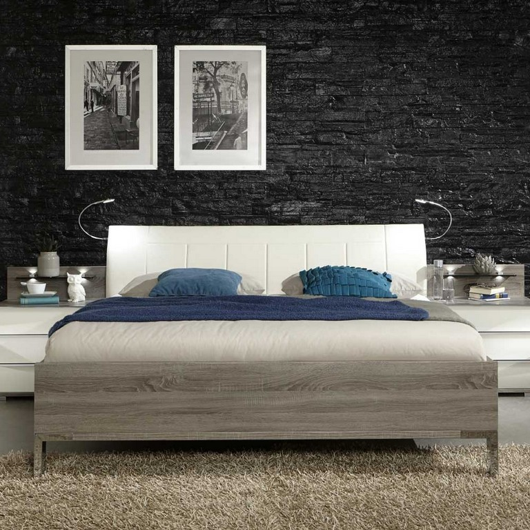 schlafzimmer bild ber bett haus ideen. Black Bedroom Furniture Sets. Home Design Ideas