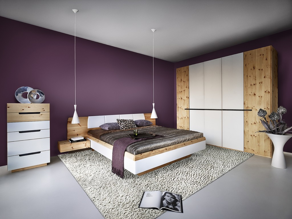 schlafzimmer zirbenholz modern haus ideen. Black Bedroom Furniture Sets. Home Design Ideas
