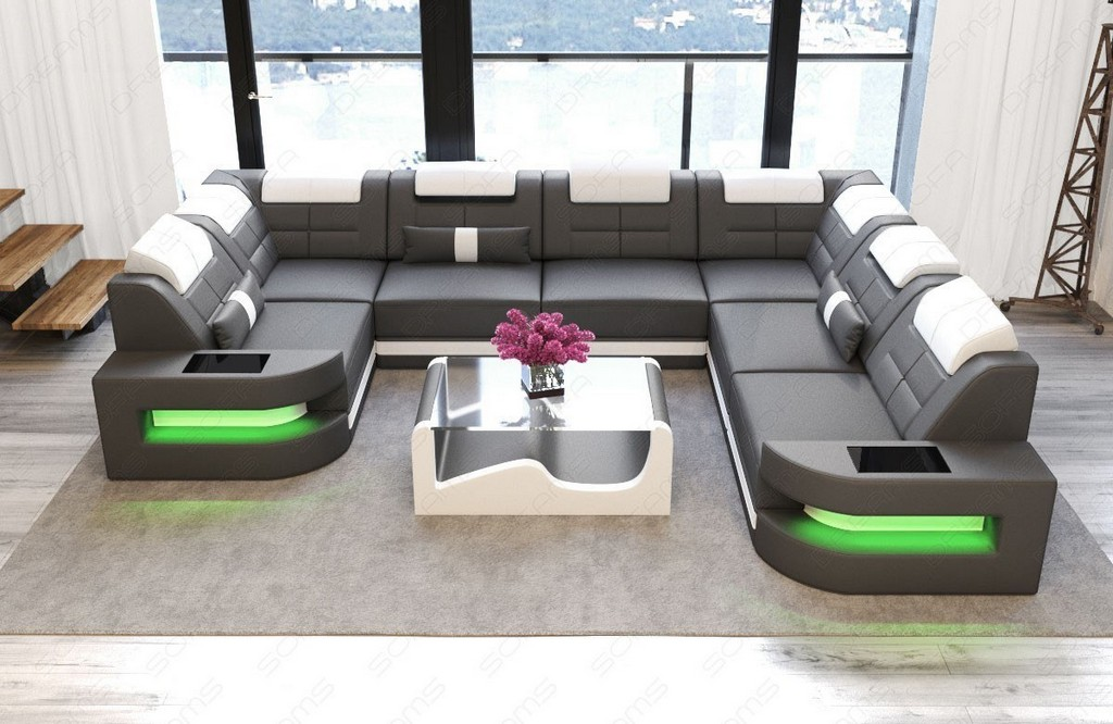 sofa mit lautsprecher und licht haus ideen. Black Bedroom Furniture Sets. Home Design Ideas