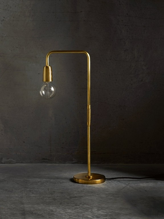 Tine K Standlampe Messing Villa Smilla in dimensions 768 X 1024