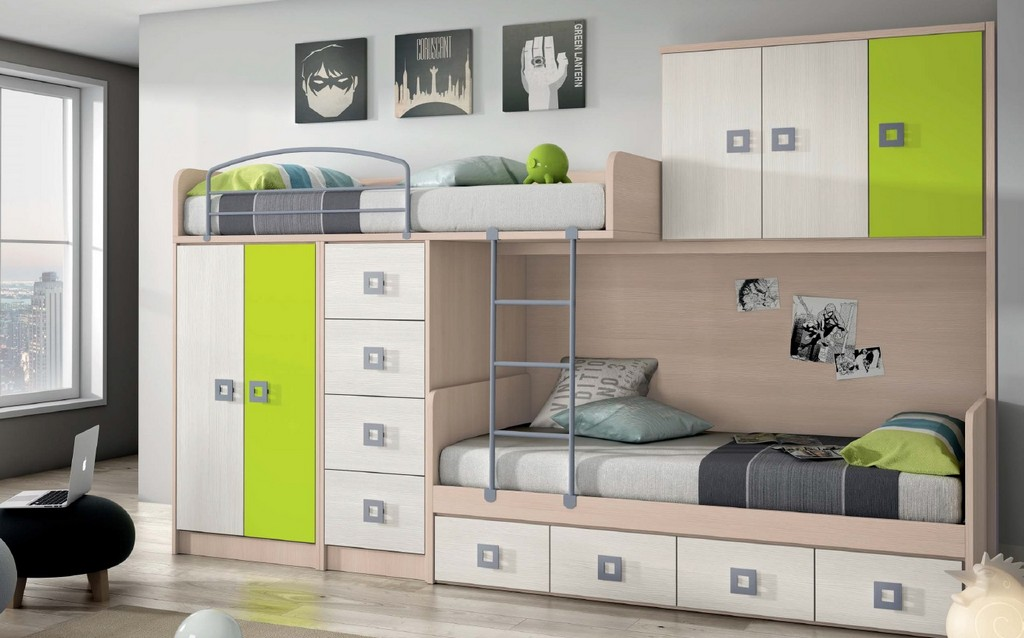 kinderzimmerm bel komplett mit hochbett haus ideen. Black Bedroom Furniture Sets. Home Design Ideas