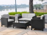 13tlg Xinro Polyrattan Lounge Set Gartenmbel Polyrattan Set Schwarz intended for size 1024 X 1024