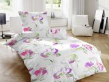 Bettwsche Microfaser Seersucker Blumen Wei Lila Kaufen Magitade pertaining to proportions 1280 X 1530