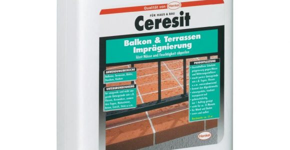 Ceresit Balkon Imprgnierung 2 L in measurements 1000 X 1000
