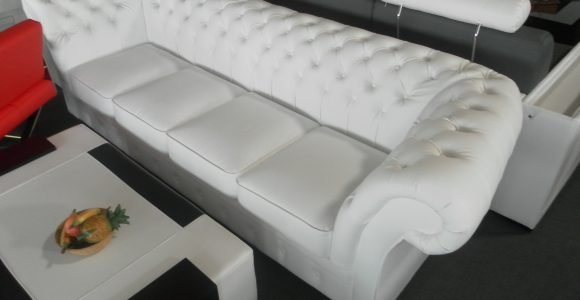 Chesterfield 210cm Couch Leder Sofa 3 Sitzer Winchester Material within proportions 2592 X 1944