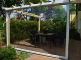Der Flexible Windschutz Fr Ihre Terrasse Zum Werkspreis with regard to proportions 1200 X 798
