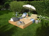 Gartenliege Sonnendeck Hier Gehts Zur Anleitung Httpwwwtoom pertaining to sizing 2439 X 1831
