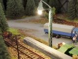 Modellbahn Spur N 1160 Gittermastlampe Led Einbauen with regard to dimensions 2549 X 1433