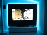 Tv Wand Mit Led Beleuchtung Selber Bauen Heimwerker Avec Led Wand with dimensions 5184 X 3456